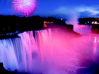 4th of july at niagara falls 2015