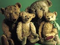 I love the great personality that each and every one of them has ! Most of all; my all-time favourite POOH Bear !!!