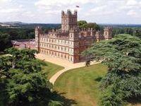 Downton-Highclere Castle