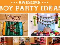 Ideas for family and friends little ones. #birthday #kids #bday #boy #children #ideas #decorating #decorate