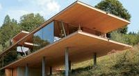 houses inside and out / simple abodes