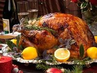 When it comes to Thanksgiving Turkey it's all about the Turkey. How to buy a turkey, how to cook a turkey, how to carve a turkey, how to serve a turkey, how to eat a turkey and what to do with the left over parts. How about a bunch of Thanksgiving Turkey Recipes? Happy Thanksgiving!