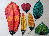 Fall is in the air! Get ready with kids' crafts for more fall inspiration.