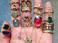 a c c e s s o r i z e / Jewelry I love