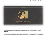 SPECIAL EDITION STUDIO 54 SS 2013 *LOVE PARTY DISCO*