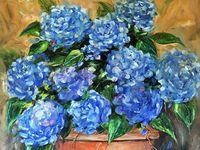 Min blå dag -My blue day