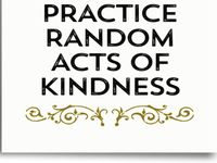 Random acts of kindness on pinterest blessing bags random acts and