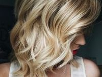 Hairstyles I would love, but sadly my hair has other ideas!  ♥
