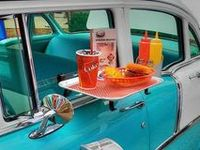 Diners and DRIVE INS