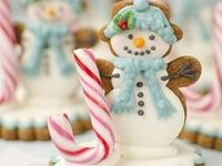 Christmas cakes, cookies & more