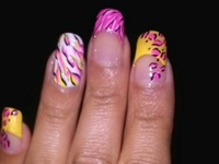 you will not find any boring nails here!!!