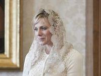 35 Best Mantilla Veil Images On Pinterest Royal Families