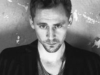 I try not to make plans. God always laughs at your plans. I'm going to keep the door open and keep the page blank and see what gets painted upon it. -Tom Hiddleston