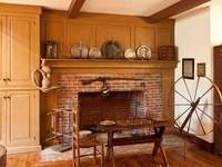"""You may be familiar with my books """"Early American Country Homes"""" & """"Early American Country Interiors"""" (available at B&N or Amazon)."""