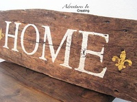 There are so many beautiful ways to use and re-purpose salvaged wood. Southern Accents Architectural Antiques has a wood warehouse located in Cullman, Alabama full of beautiful reclaimed and salvaged wood.