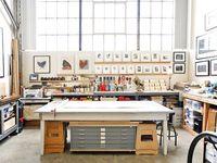 Studios-Workspaces