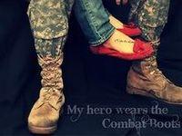 USMC Girlfriend Our love is Semper Fi