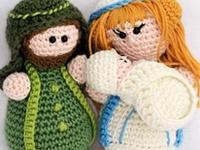 Crochet Christmas (Corona)