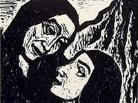 Ruth and Naomi / And Orpah. Jewish Depictions