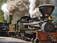 Old Trains & Steam Engines