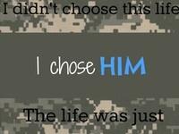 I chose this life!