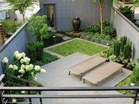 small gardens - małe ogrody