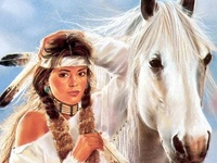 #Native American Art #Art #Indian #Tribe #Paintings  ~~ As with most pins on Pinterest, I do not own the rights to the images/videos pinned on this board. I DO however try to provide the original source ~ preferably the rights owner ~ for all images/videos. Unfortunately this is not always possible as images have been sourced in places, where the rightful owner's details have been omitted. Should you wish to have any image/video removed or you would like a correction, please contact me.~~