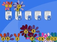 Knowing and using number facts with TES iboard