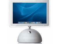 The Apple iMac G4  / Featuring the beauty of the Apple iMac G4.