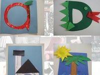 Pre-K Alphabet Ideas