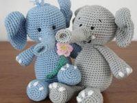 Free Stuffed Animal Crochet/Knit Patterns on Pinterest Amigurumi, Free Knit...