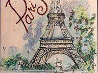 Paris - Eiffel Tower , Eiffel Tower , Bordeaux , nature , history , cities , wine ..