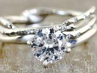 Wedding Rings & Blingy Things