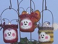 Loads of Decor Paint Bottles Jars & Glass