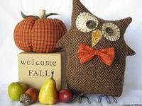 Autumn Harvest Fabrics & Stitching