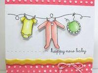 Card Samples - Babies