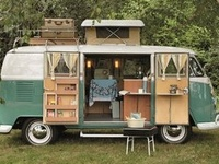I dream of owning a VW Camper!