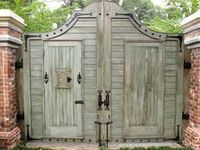 15 best images about you shall not pass on pinterest entry gates wooden gates and entrance gates