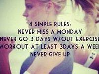Healthy stuff / motivation