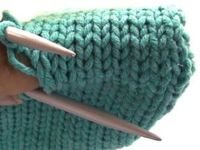 How To Graft Knitting Stitches Together : 1000+ images about Grafting, finishings, darning, mending and other tips on P...