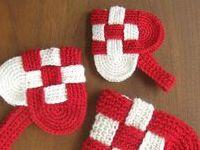 Hæklerier Jul (Crochet Christmas)