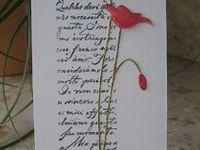 Memory Box & Poppy Dies/Stamps/Stencils