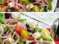 Food - Salads & Salad Dressings