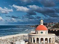 US Caribbean Territory : Puerto Rico , Navassa Island ,