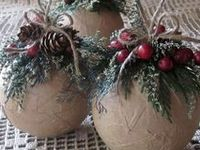 Christmas, Christmas Decorating, Ornaments, Style for The Tree