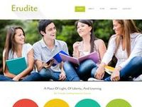Free Education HTML Templates / Education HTML website templates available for free download.