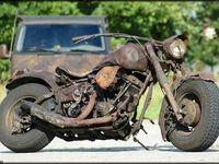 My garage Rat Bike