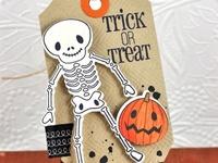 Halloween Cards/Tags