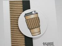 Coffee/Tea Cards