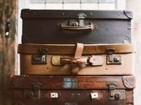 Trunks & suitcase inspirations